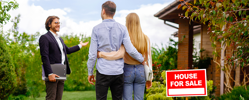 4 RED FLAGS WHEN BUYING A HOME