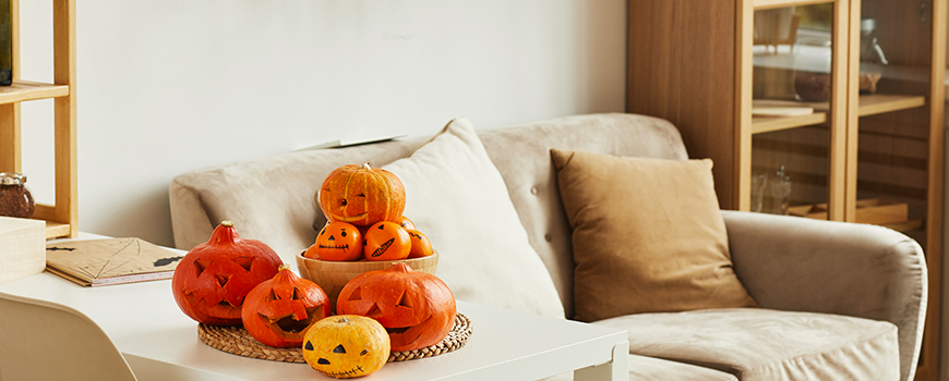 4 TIPS FOR DECORATING ON HALLOWEEN