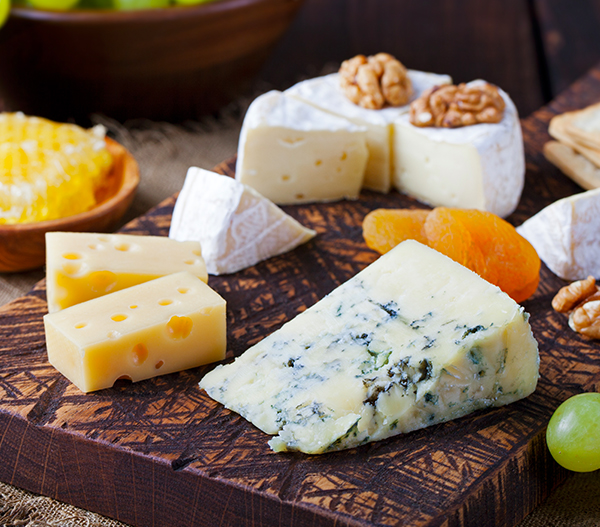 Photo of Gourmet Cheese Board