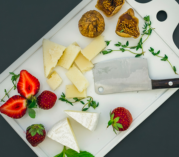 Photo of Summer Cheese Board